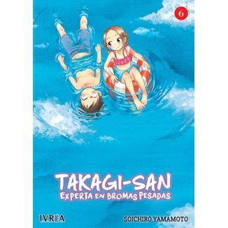 Takagi-san, Experta En Bromas Pesadas #06 Manga Oficial Ivrea
