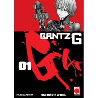 Gantz:G #01 (spanish)