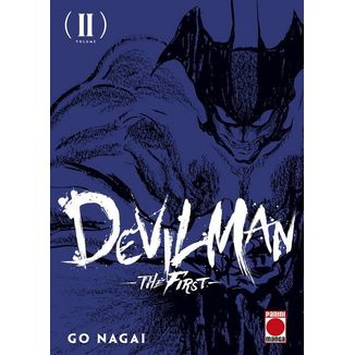 Devilman: The First #02 Manga Oficial Panini Manga (spanish)