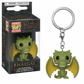 Llavero Rhaegal Juego De Tronos POP!