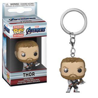 Llavero Thor Avengers Endgame POP!