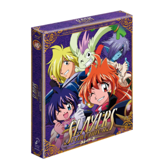 Slayers Evolution-R Quinta Temporada Bluray